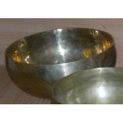 Tibetská mísa - zpívající miska 18,5 cm 980gr 2Kč/g