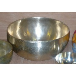 Tibetská mísa - zpívající miska 15,5cm 640gr 2Kč/gr
