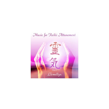 CD Music for Reiki Attunement - Llewellyn