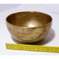 Tibetská mísa - zpívající miska 12,5cm 405g 2Kč/g