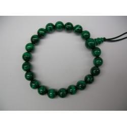 Energetický - Budhův náramek (power bracelet) CHALCEDON