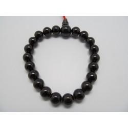 Energetický - Budhův náramek (power bracelet) GRANÁT