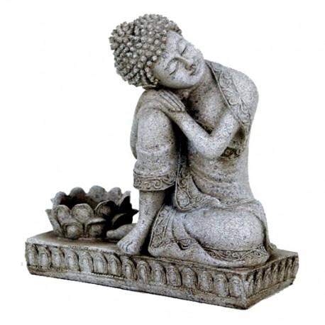 Buddha svícen
