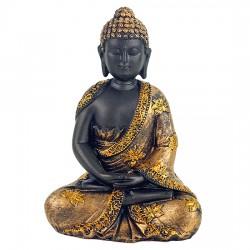 Meditující Buddha 16 cm Buddha