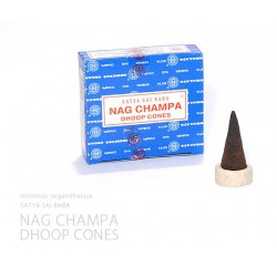Jehlánky / františky Nag Champa modré