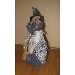 Figurka čarodějnice