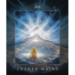 Zdeněk Hajný 2018 - Kalendář nástěnný