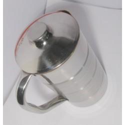 Měděný džbán - nádoba měděná konvice na vodu 1,5 litru