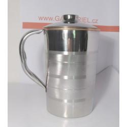 Měděný džbán - nádoba konvice na vodu 1,8 litru