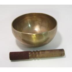 Tibetská mísa TOP - zpívající miska 18 cm 755g MP3