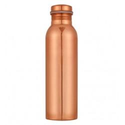 Měděná uzavíratelná lahev na vodu 0,9 litru