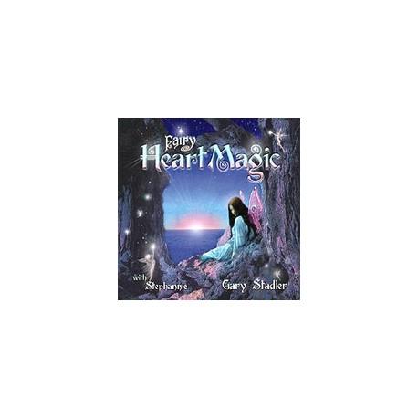 CD Gary Stadler & Stephannie - Kouzelné vílí srdce  Fairy Heart Magic