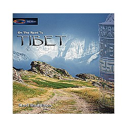 CD Karl Maddison - Na cestě do Tibetu  On the Road to Tibet