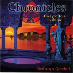 CD Medwyn Goodall -Chronicles - relaxační hudba