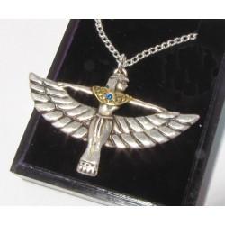 Šperkový amulet Bohyně ISIS