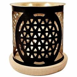 Aromafume odpařovač aromalampa Květ života