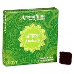 Parfémové čtverečky Aromafume Anahata