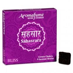 Parfémové čtverečky Aromafume Sahasrara