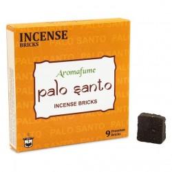Parfémové čtverečky Aromafume Palo Santo
