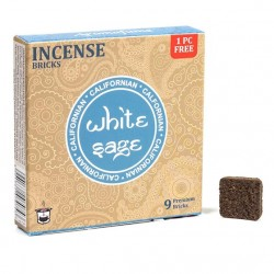 Parfémové čtverečky Aromafume White Sage