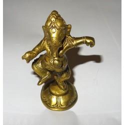 Ganesh Mosazný Ganéš