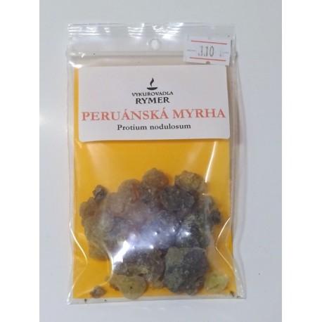 Peruánská Myrha - Rymer