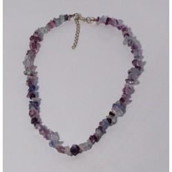 Fluorit - náhrdelník