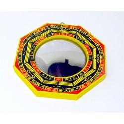 Bagua Pakua zrcátko konvexní vypouklé