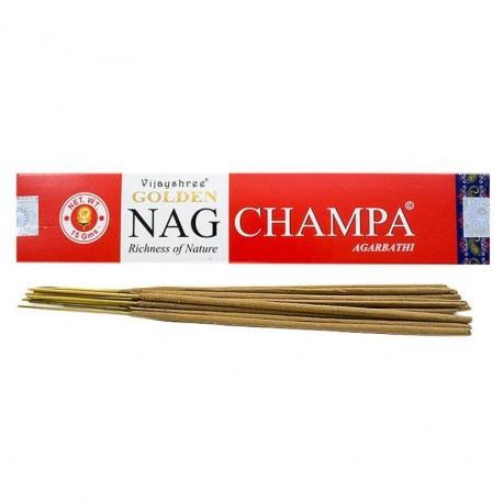 Vonné tyčinky Golden Nag Champa