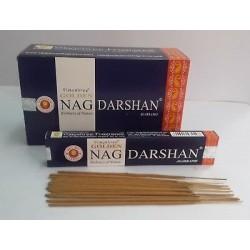 Vonné tyčinky Golden Nag Darshan