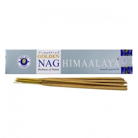 Vonné tyčinky Golden Nag Himalaya