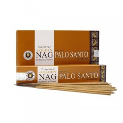 Vonné tyčinky Golden Nag Palo Santo