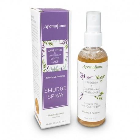 Přírodní sprej Aroma air spray osvěžovač Bílá Šalvěj