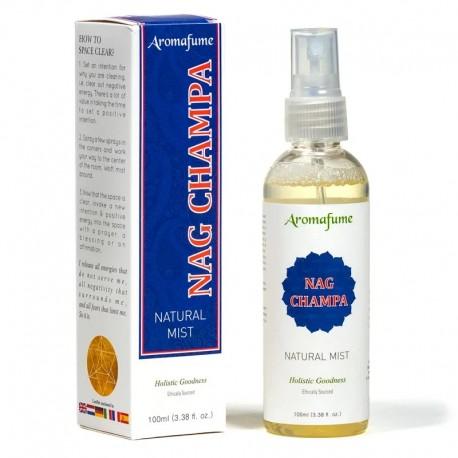 Přírodní sprej Aroma air spray osvěžovač Nag Champa Aromafume