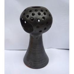 Keramická lampa na čajovou svíčku 1