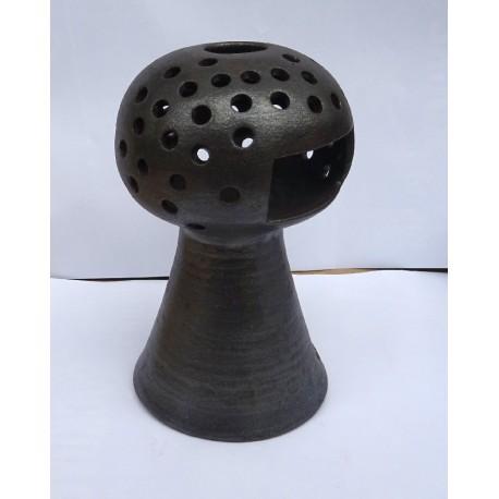Keramická lampa na čajovou svíčku 2