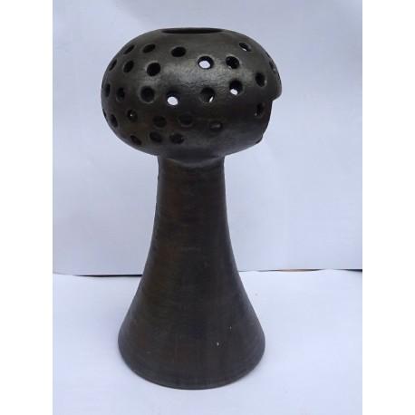 Keramická lampa na čajovou svíčku 3