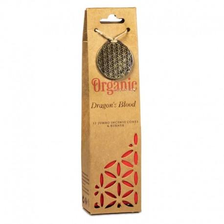 Organic Goodness vonné jehlánky kužílky Dračí krev