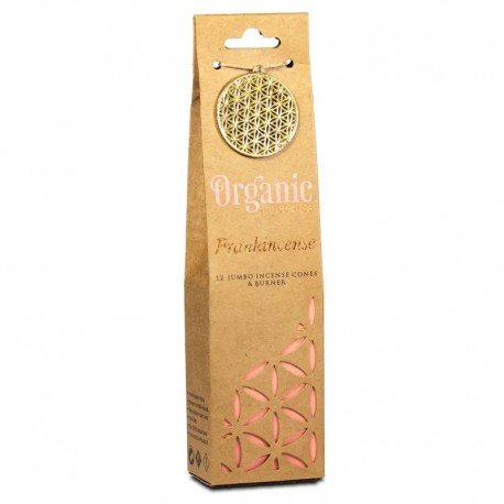 Organic Goodness vonné jehlánky kužílky Kadidlové