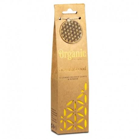 Organic Goodness vonné jehlánky kužílky Santalové