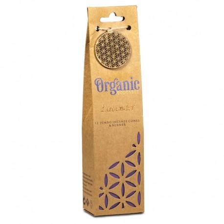 Organic Goodness vonné jehlánky kužílky Levandulové