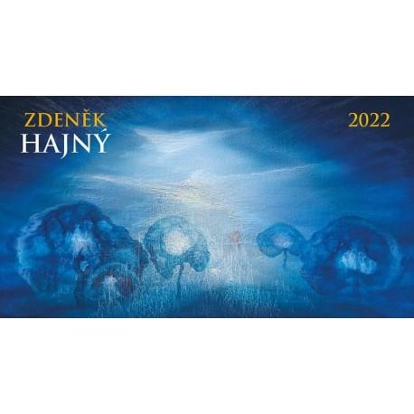 Zdeněk Hajný 2022 - Kalendář stolní