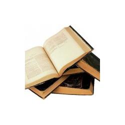 Antikvariát - knihy