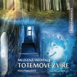 CD Spojení s totemovým zvířetem - mluvená meditace s hudbou