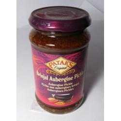 Lilkový pikl - Brinjal pickles - 250 gr