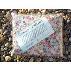 Pohankový polštářek 40 x 30 cm (pohankové slupky)