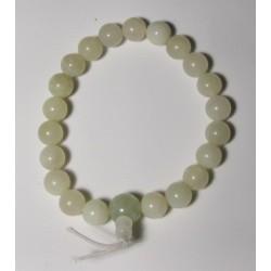 Energetický - Budhův náramek (power bracelet) JADEIT