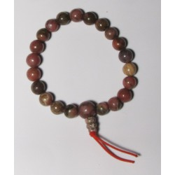 Energetický - Budhův náramek (power bracelet) RODONIT
