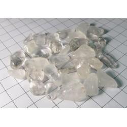 Křišťál tromlovaný kámen, troml kamínek 1~2 cm