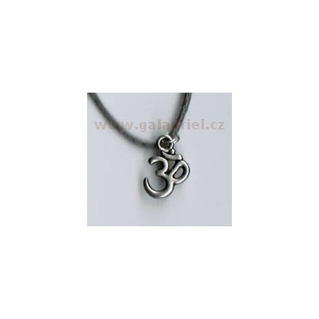 Amulet - náhrdelník ÓM - přívěšek AUM